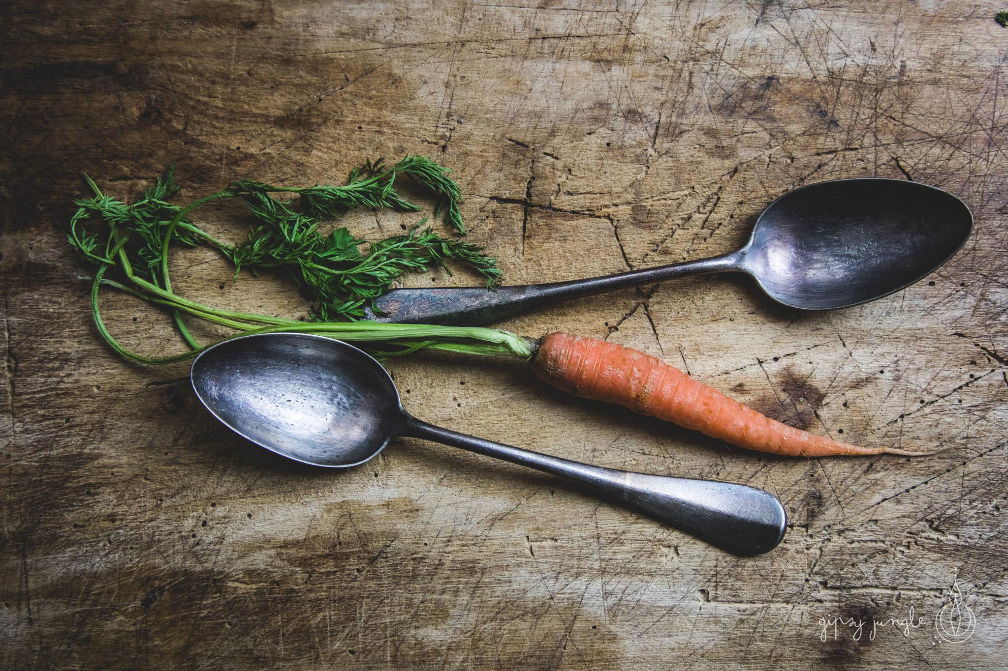 still life - carote