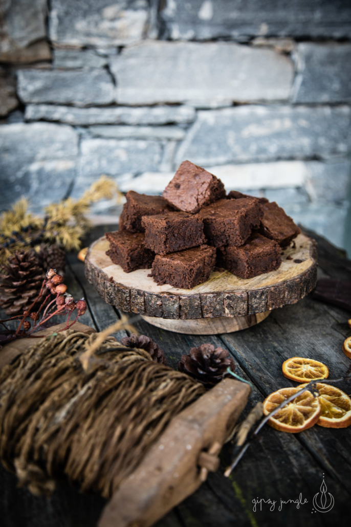 come fare I brownie al cioccolato