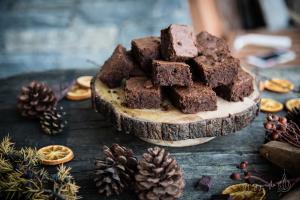 ricetta brownie al cioccolato